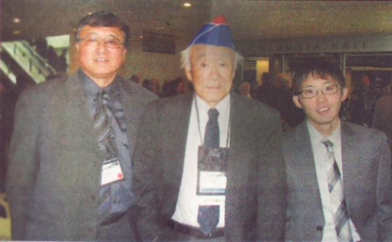 Congressional Gold Medal recipients. (credit: Nichibei Weekly)